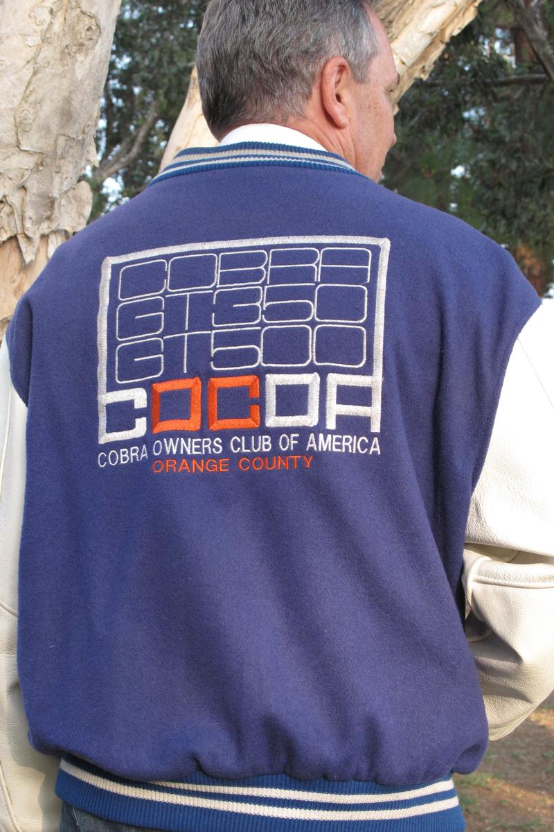 COCOA Varsity Jacket