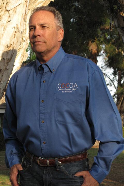 COCOA Blue Shirt