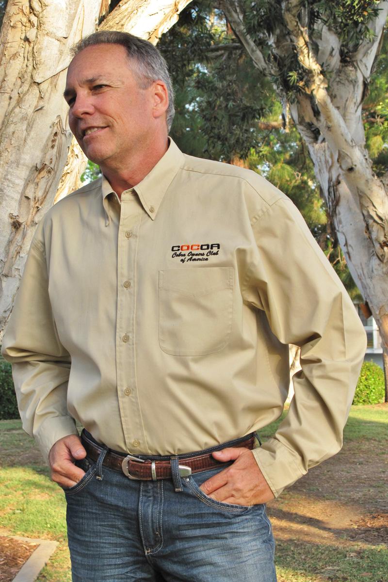 COCOA Khaki Shirt