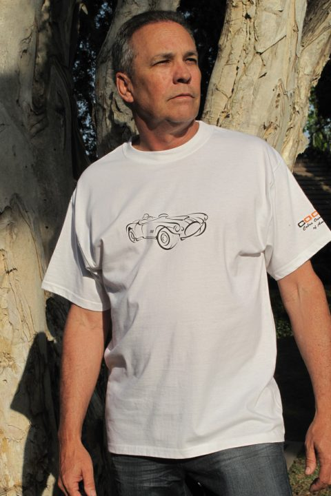 Cobra Club White T-shirt