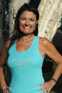 COCOA Teal Tank