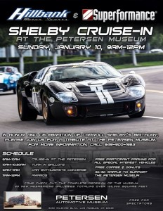 Shelby Cruise-In 2016